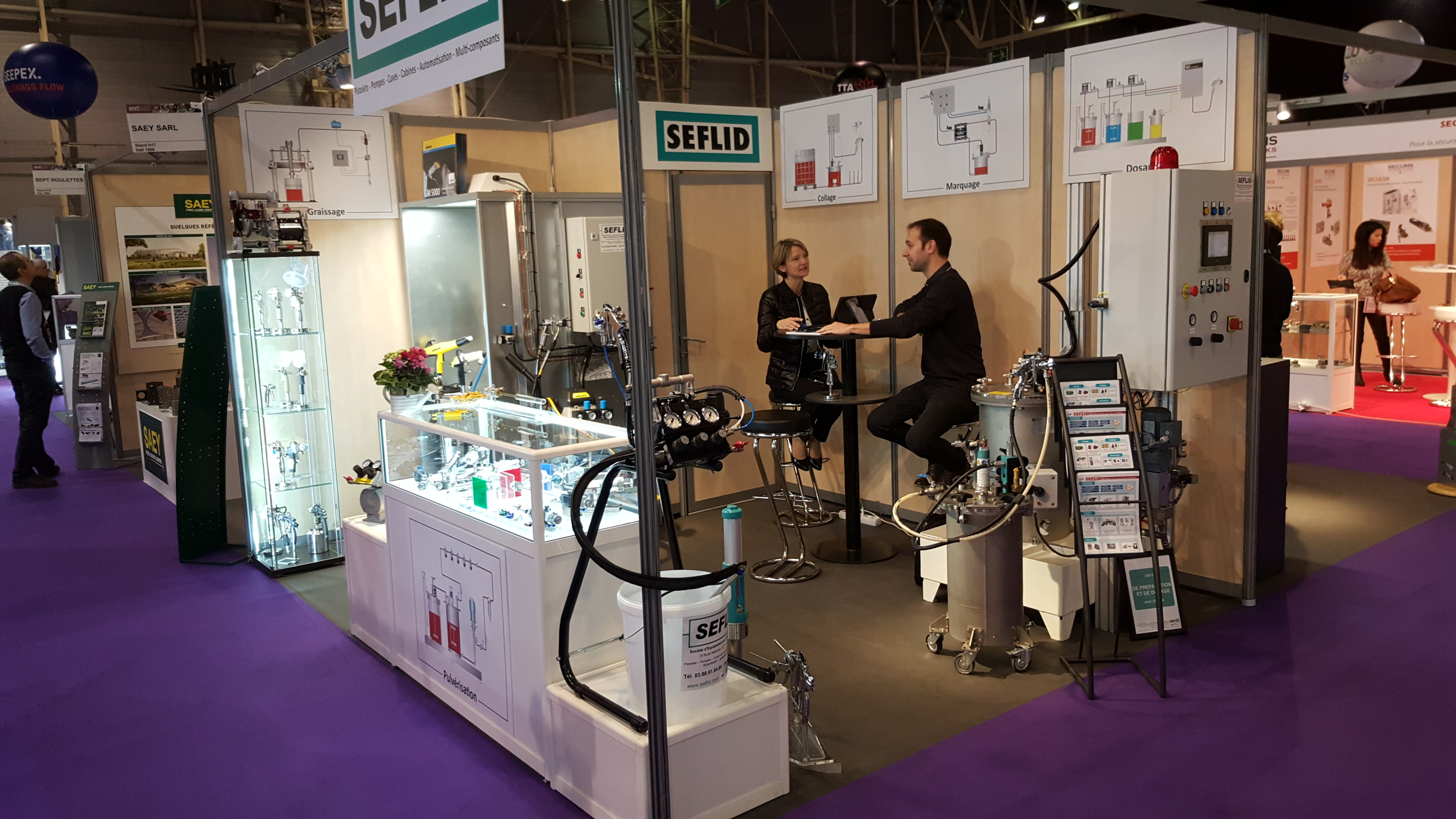 Salon sepem douai 2017 seflid for Salon sepem