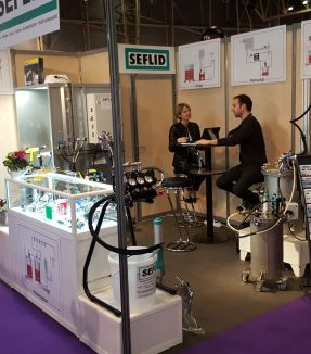 L 39 actualit de l 39 entreprise seflid for Salon sepem