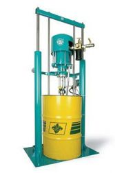 Groupe extrusion 200l